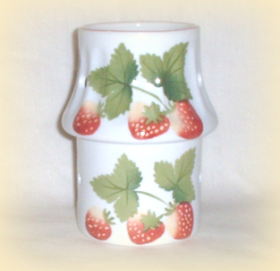 Strawberry Votive Lamp