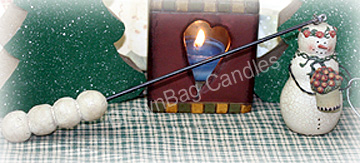 Crazy Mountain Candle Snuffer