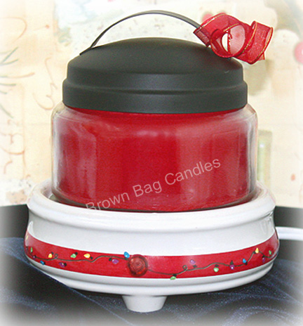 Christmas Combo Electric Tart Warmer